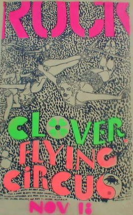 Clover and Flying Circus