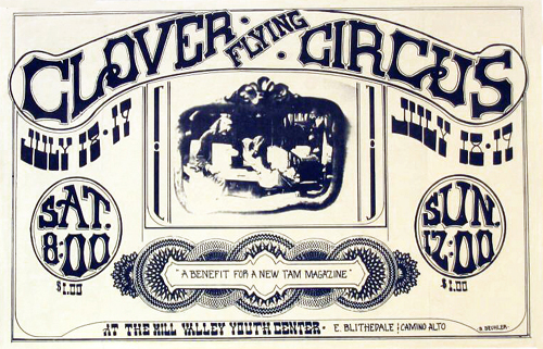 Clover - Flying Circus