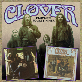 Clover/Fourty Niner (Real Gone Music)