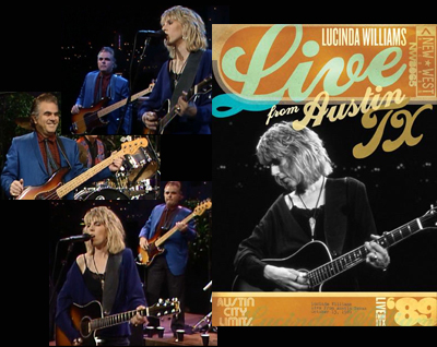Lucinda Williams feat. John Ciambotti